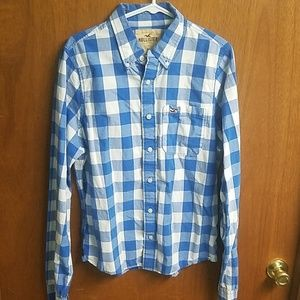 Hollister Button Down